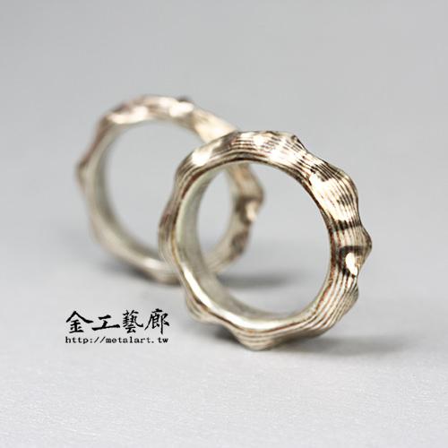 木目金❜指輪⑲