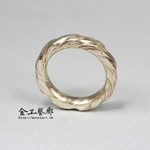 木目金❜指輪⑰