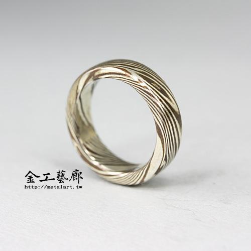 木目金❜指輪⑭