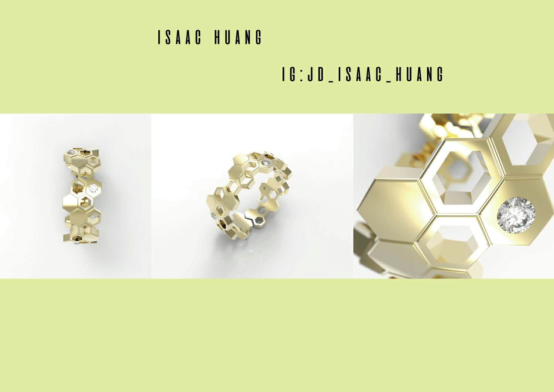 3D珠寶設計學生作品欣賞