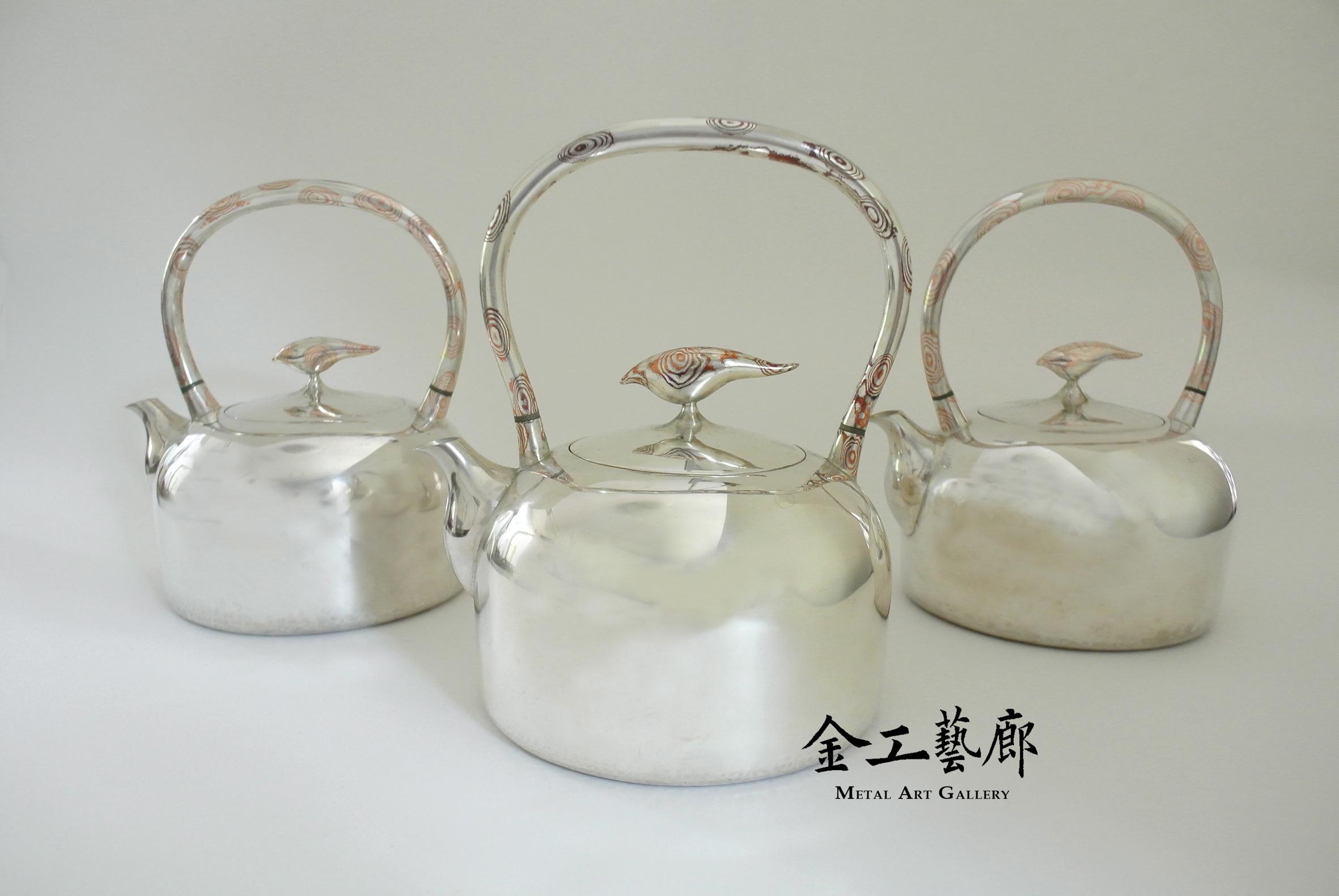 林國信銀壺、茶則新品欣賞
