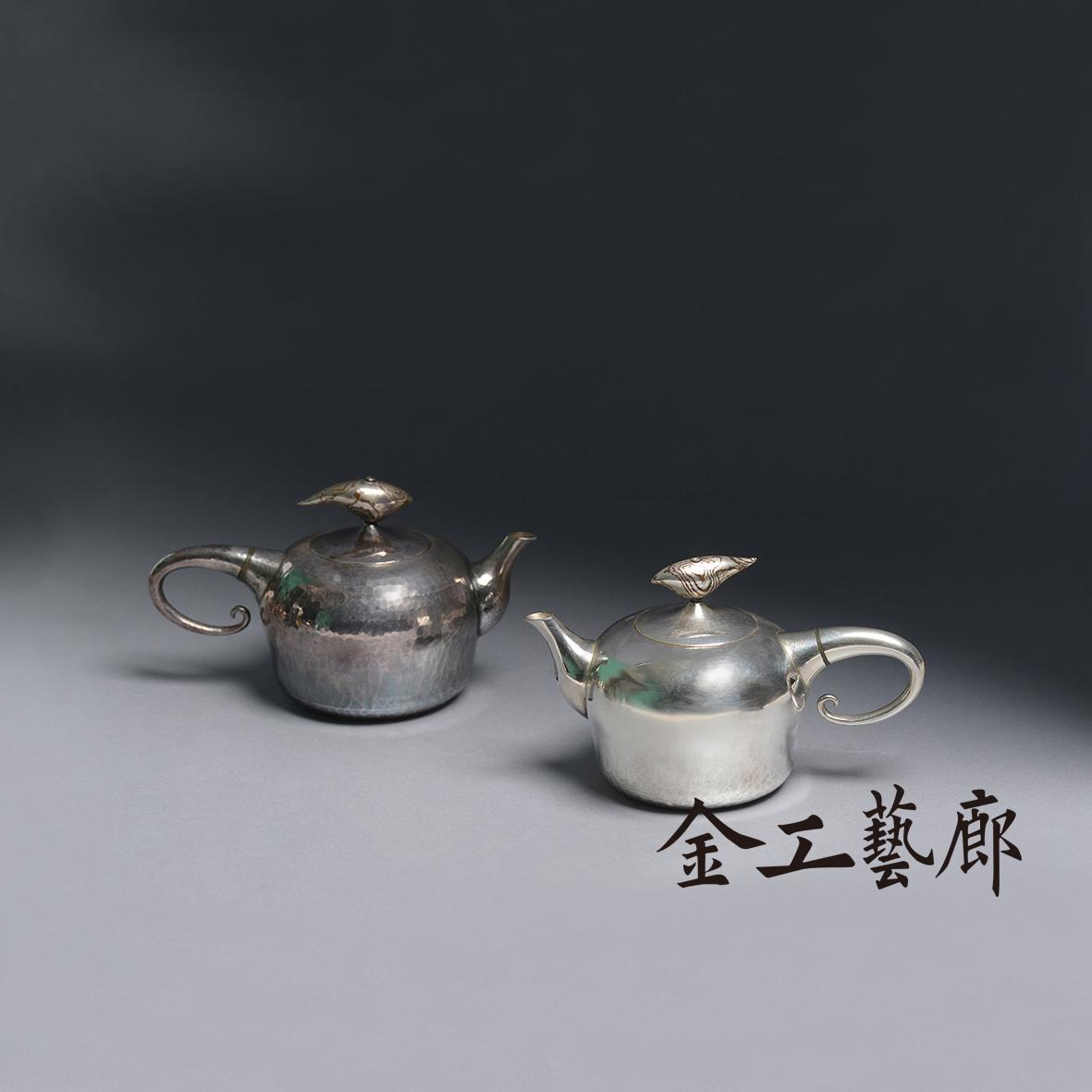 林國信銀壺創作作品集–作品欣賞(二)