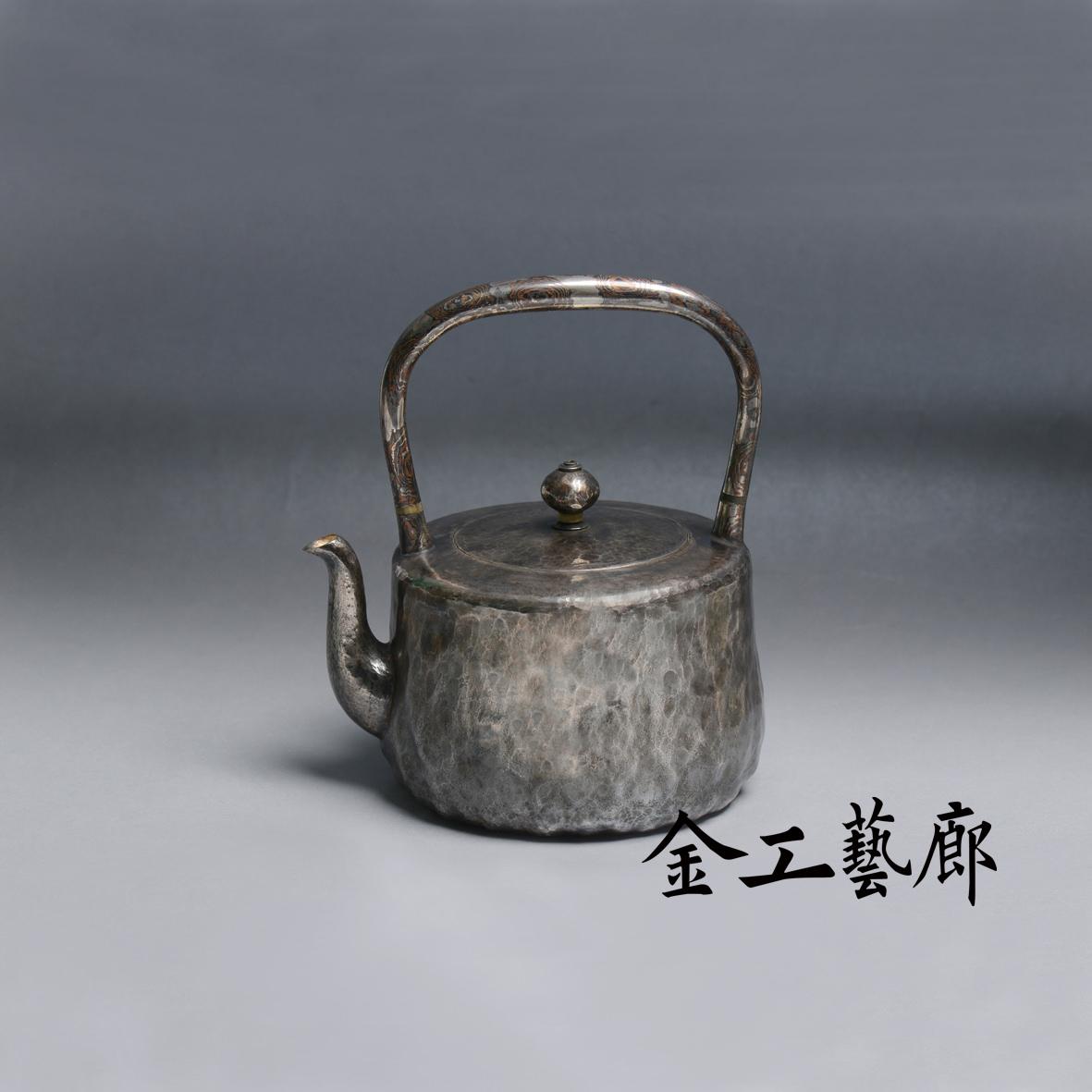 瀧Ⅰ  銀壺