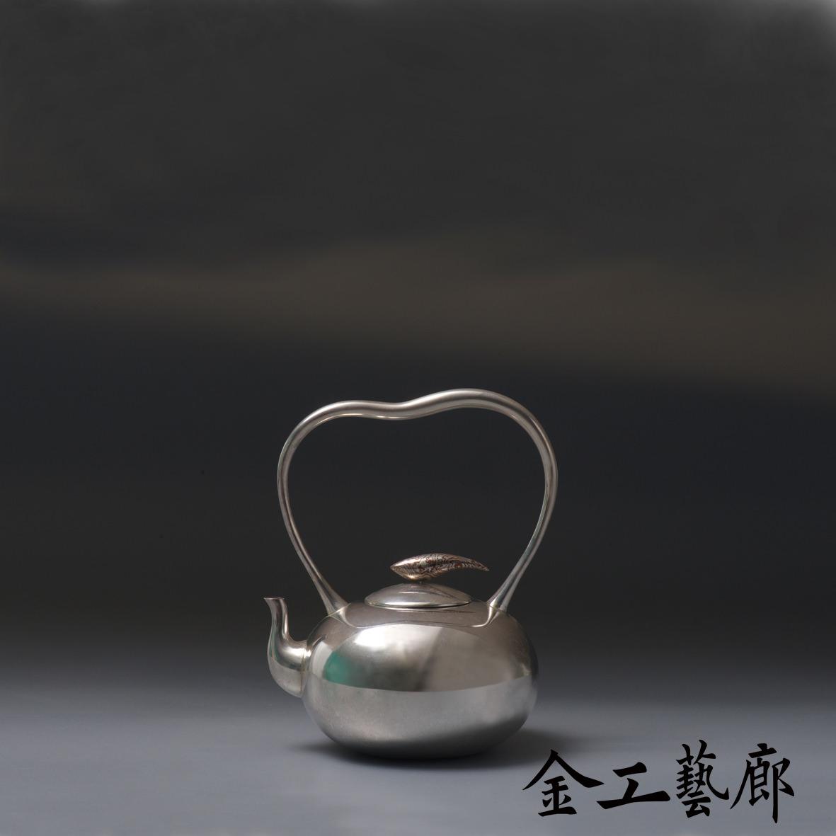 沁Ⅰ  提樑銀壺