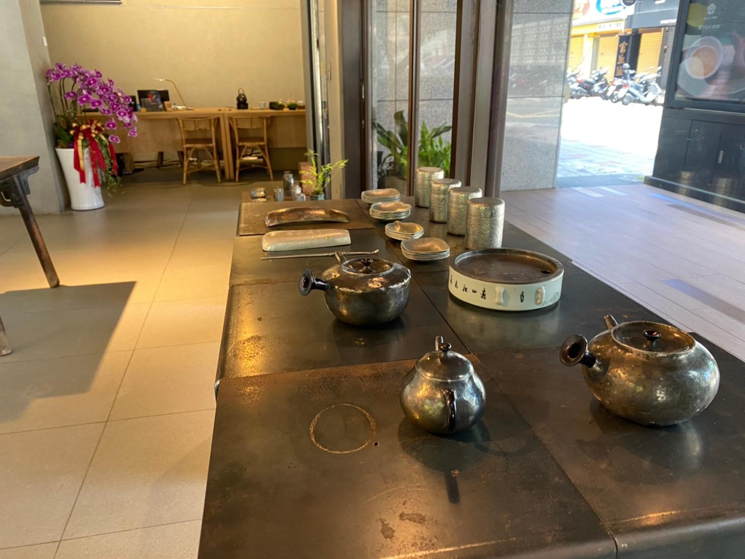 茶罐子–《忘塵滌煩》吃茶去  聯展