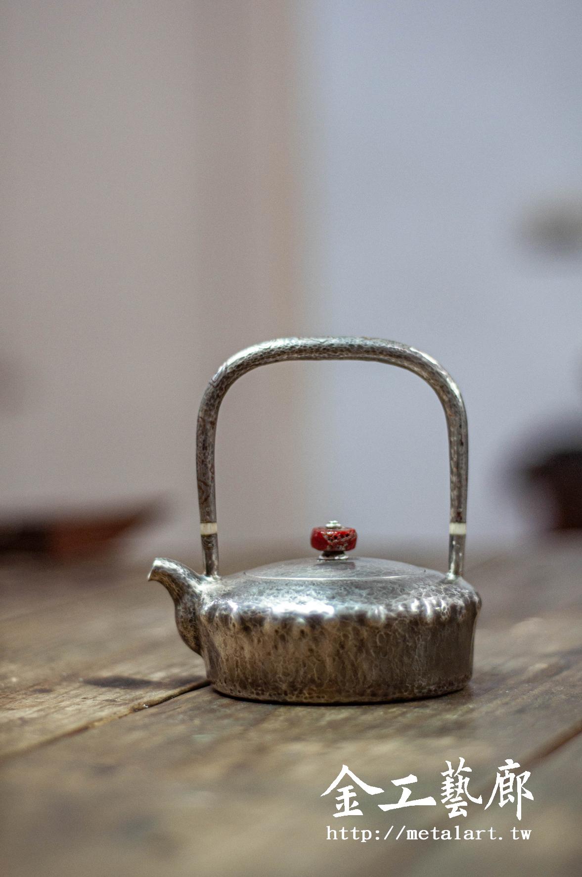 林國信-最新銀壺創作發表