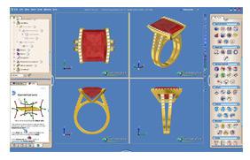 3-Design珠寶設計軟體