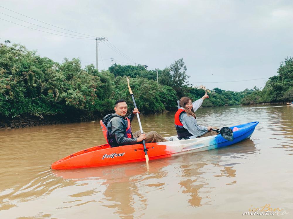 沖繩自由行,沖繩景點,沖繩好玩,沖繩獨木舟
