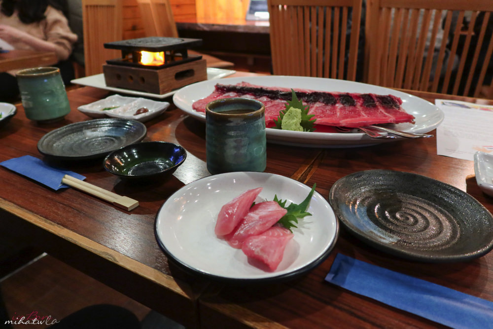 鮪魚切割秀,鮪魚大餐,東京鮪魚料理,東京自由行,東京餐廳,東京好吃推薦