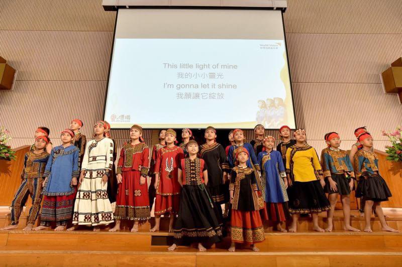 「本會以實際行動支持台灣偏鄉兒童音樂教育」