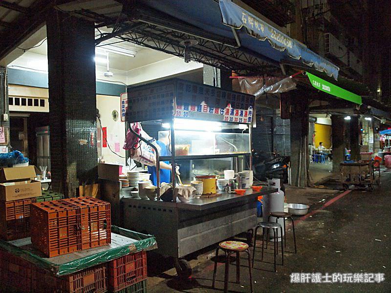 【石牌美食】石牌市場無名麵攤 深夜裡的銅板美食 - nurseilife.cc