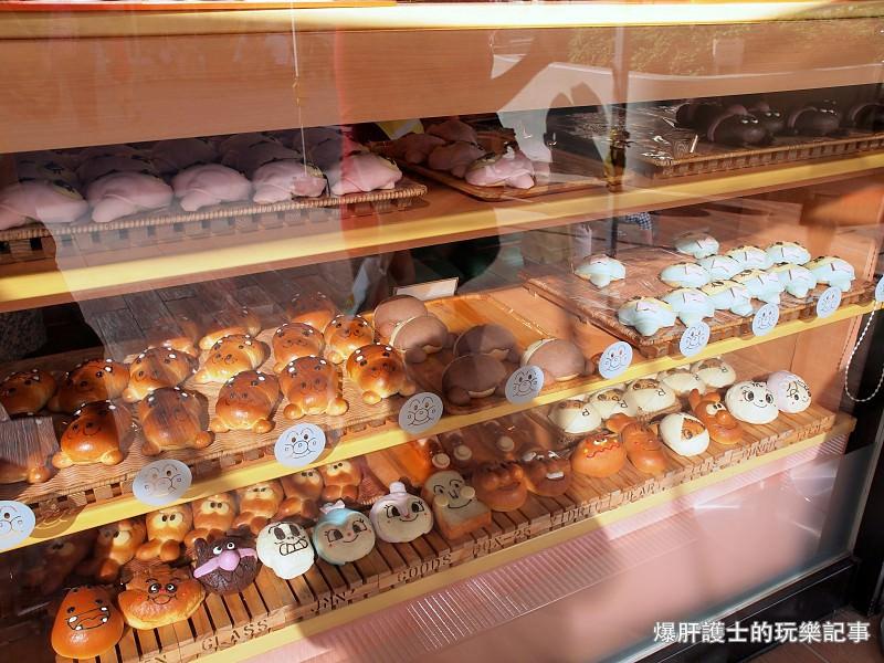【橫濱】麵包超人博物館-果醬爺爺的麵包咖啡店 - nurseilife.cc