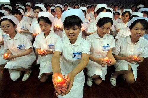 護理師與護士的名稱有很重要嗎? - nurseilife.cc