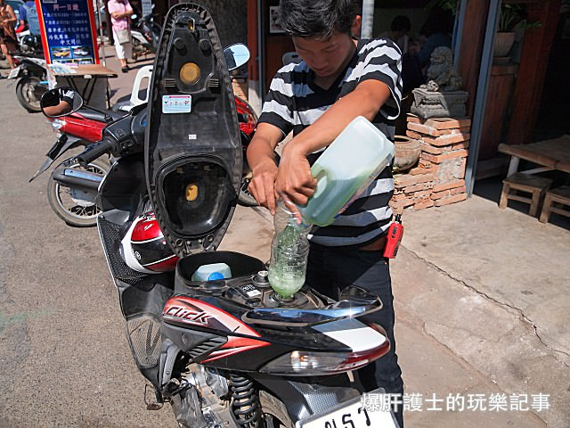 【擺鎮交通】到擺鎮租機車超方便!rent motor bike at Pai - nurseilife.cc