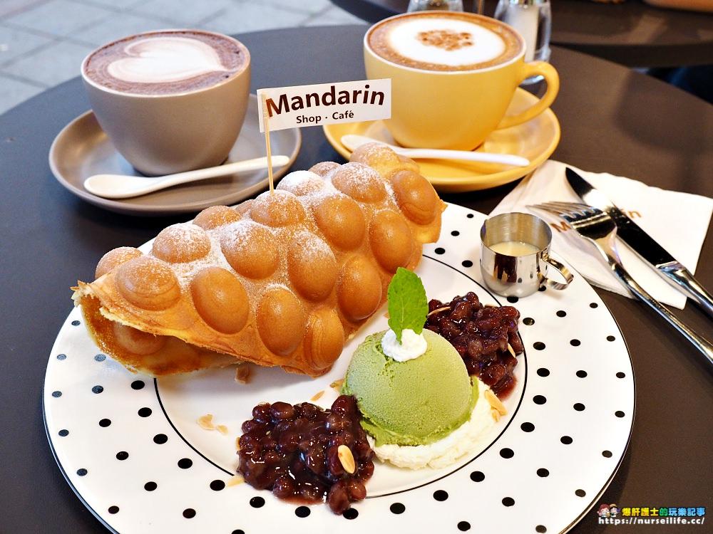 曼德琳咖啡廳|天母結合賣場的咖啡館.高級骨瓷、早午餐、雞蛋仔都在這