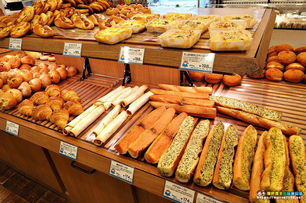 東京|HOKUO.車站常見的連鎖麵包店 - nurseilife.cc