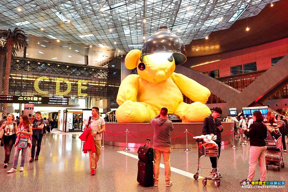 中東、卡達|杜哈機場(DOHA).有賣黃金、跑車的豪奢機場