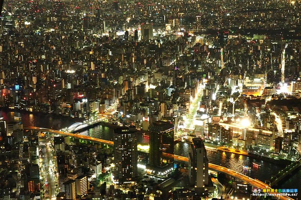 東京 Tokyo Sky Tree 晴空塔展望台.從450公尺俯望浪漫的高空夜景 - nurseilife.cc