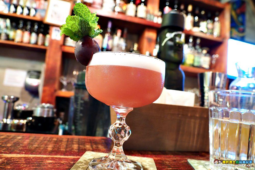 台南、中西區|TCRC前科累累俱樂部.巷弄內的國際知名酒吧