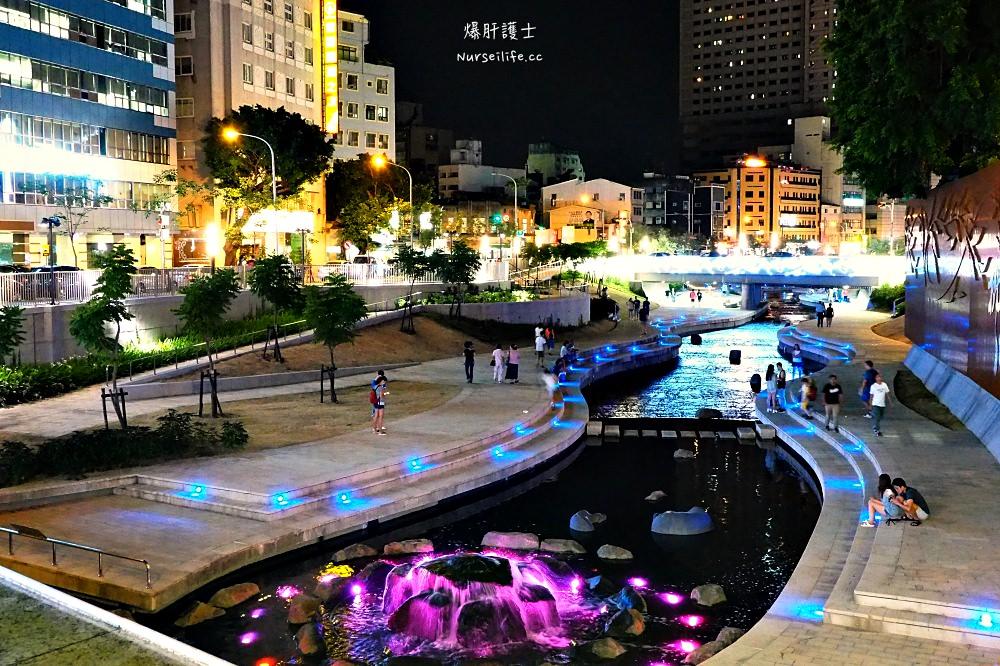台中、中區|柳川.台中版的清溪川