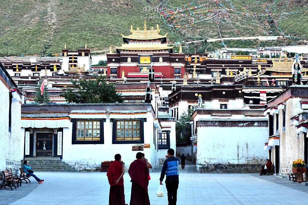 中國、西藏|日喀則扎什倫布寺.歷代班禪喇嘛的駐錫地