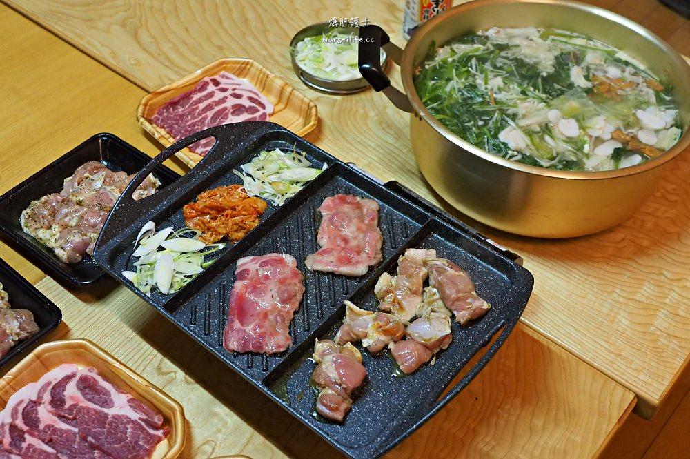 旅行露營用品|OTTO電磁爐也能用的不沾鍋烤肉盤.好用好清烤肉不再刷鐵網 - nurseilife.cc