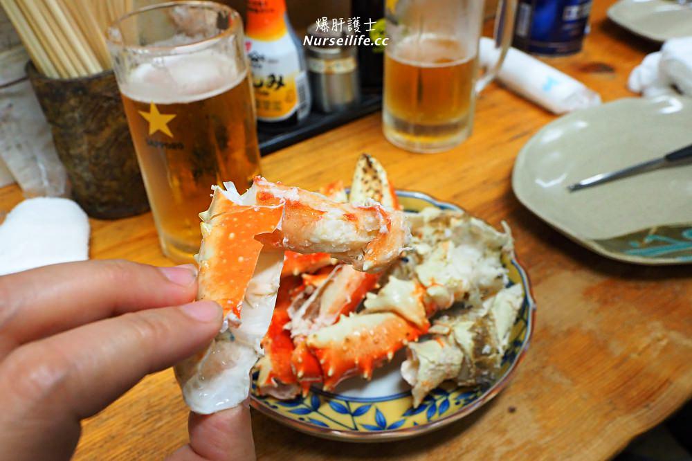 北海道、網走|食事処いしざわ.阿嬤版的深夜食堂