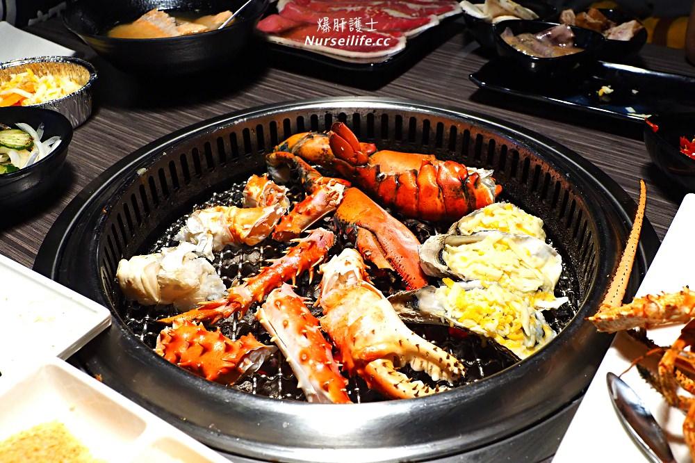 燒肉眾台中一中店|平價燒肉吃到飽.套餐加200送龍蝦帝王蟹