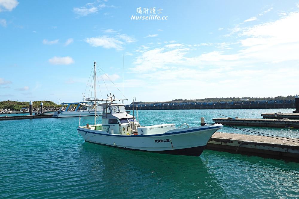 沖繩、久米島|はての浜 終端之濱.可以看到海龜的秘境白砂灘 - nurseilife.cc