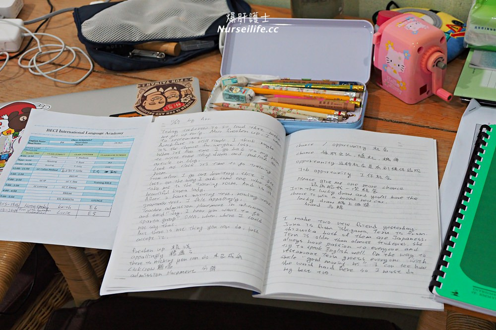菲律賓遊學 碧瑤 BECI語言學校學習心得 - nurseilife.cc