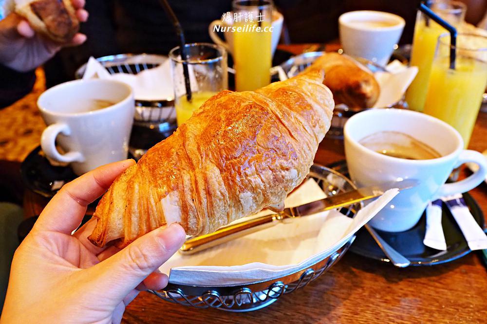 巴黎十三區Café de France.原來法國傳統的早餐都這樣吃 - nurseilife.cc