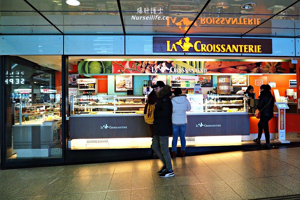 La Croissanterie.巴黎好吃的連鎖麵包店