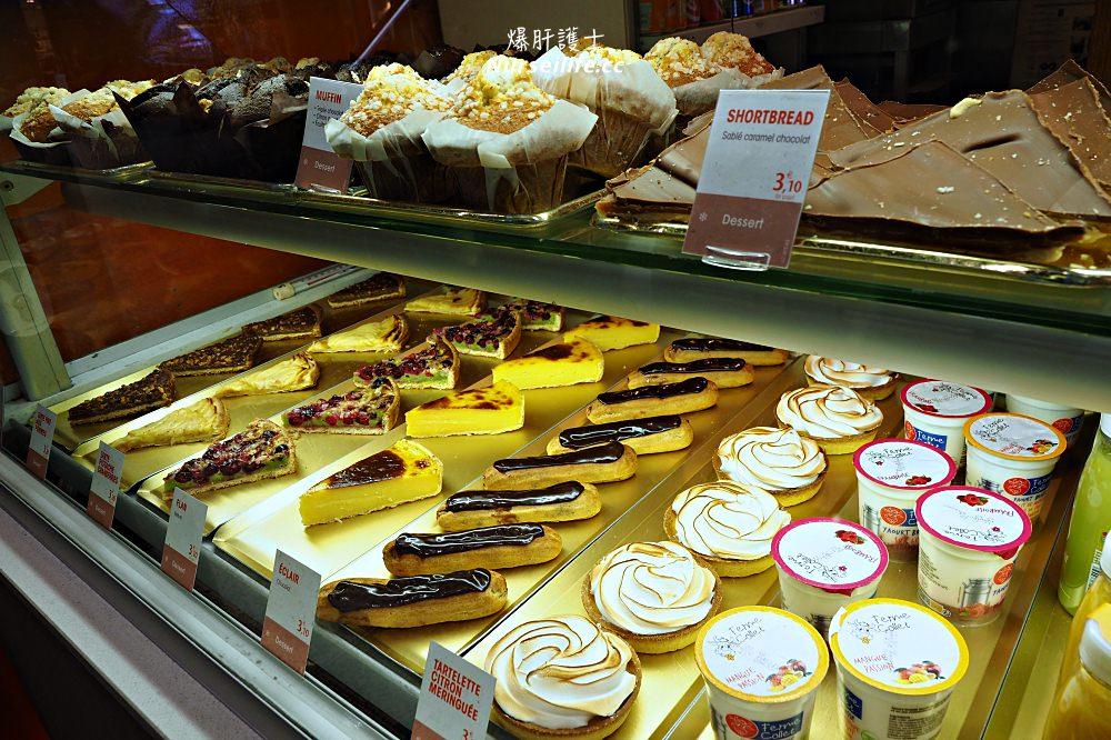 La Croissanterie.巴黎好吃的連鎖麵包店 - nurseilife.cc