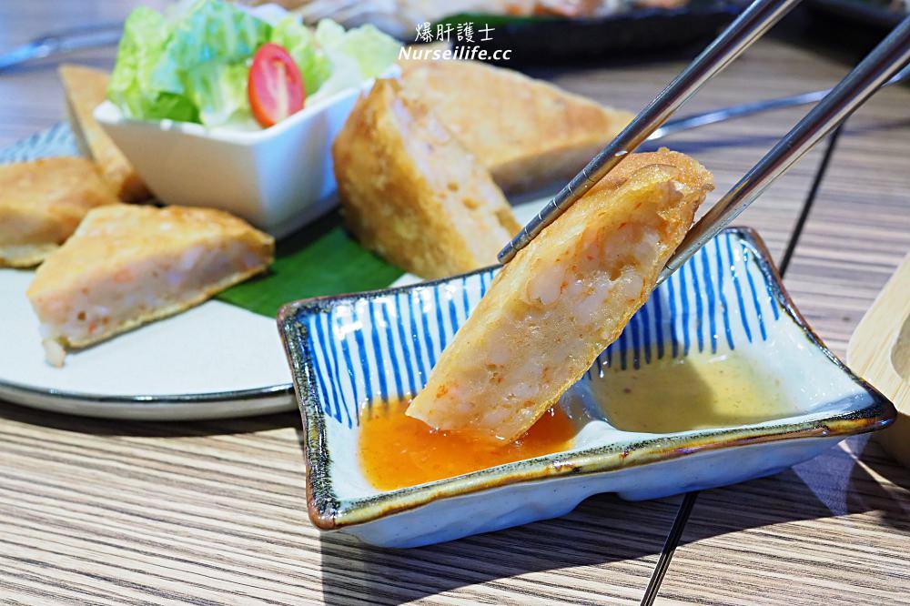Nahm Thai Food 水 泰式餐廳 超厚月亮蝦餅及媽媽麵超好吃.當月壽星還有免費隱藏版超值餐點