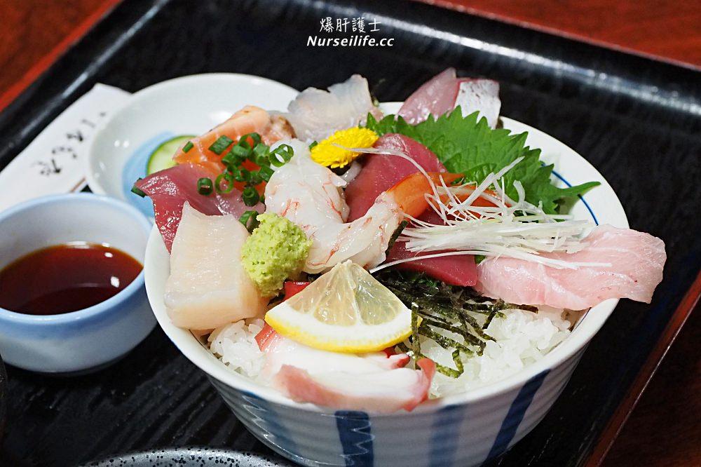 岩手、田野畑村|北川食堂.海線最熱門的千元海鮮丼