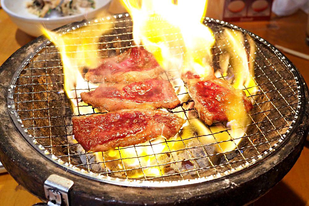 大阪|荻之茶屋鶴一燒肉.50年老店讓初次到大阪的人都融化
