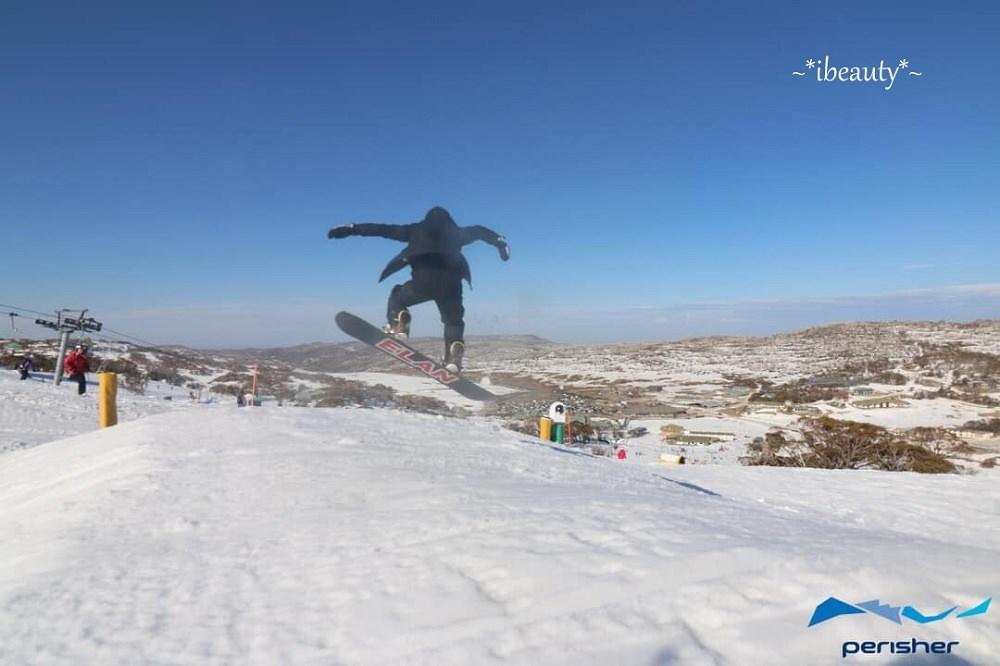 澳洲 南半球最大滑雪勝地! Perisher Ski Resort 藍派瑞雪滑雪場