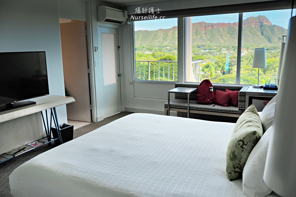 夏威夷住宿|卡皮歐拉尼皇后飯店 Queen Kapiolani Hotel.威基基海灘旁還可瞭望鑽石山和比基尼