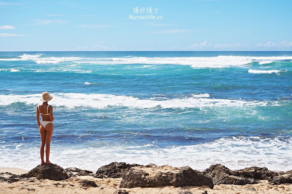 夏威夷|Laniakea Beach 海龜海灘