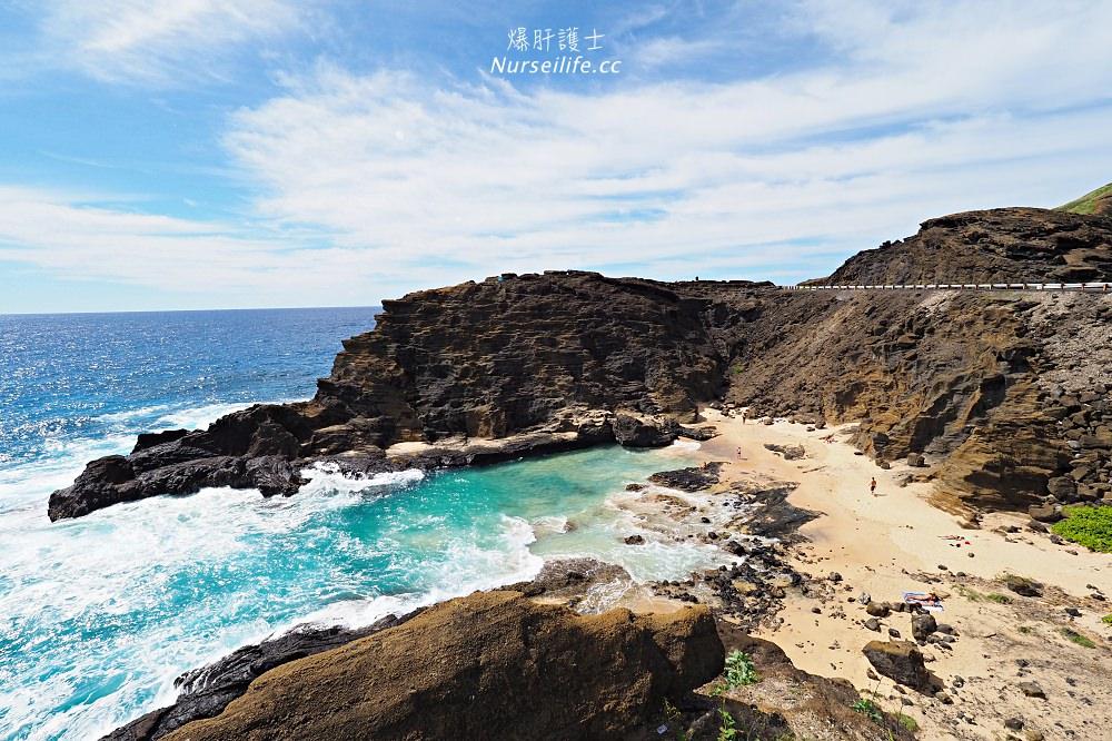 夏威夷|歐胡島潮吹洞.Halona Blowhole Lookout - nurseilife.cc