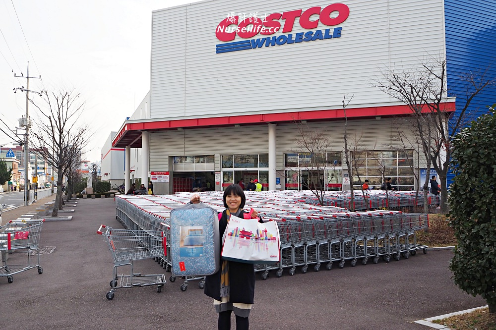 釜山|買棉被、海鮮、零食、海苔就是要到好市多阿!