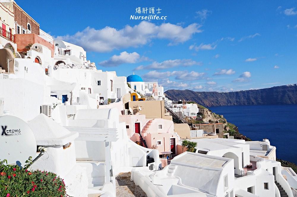 希臘 Santorini 聖托里尼才不是你想的那樣