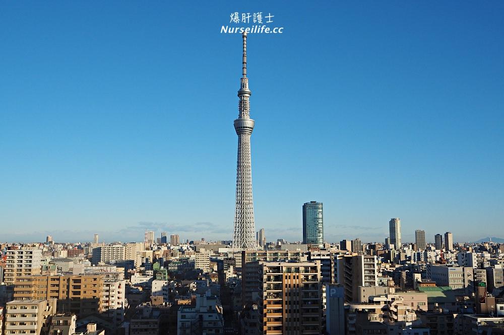 東京住宿|東武Levant酒店.看著晴空塔入眠也是一種幸福