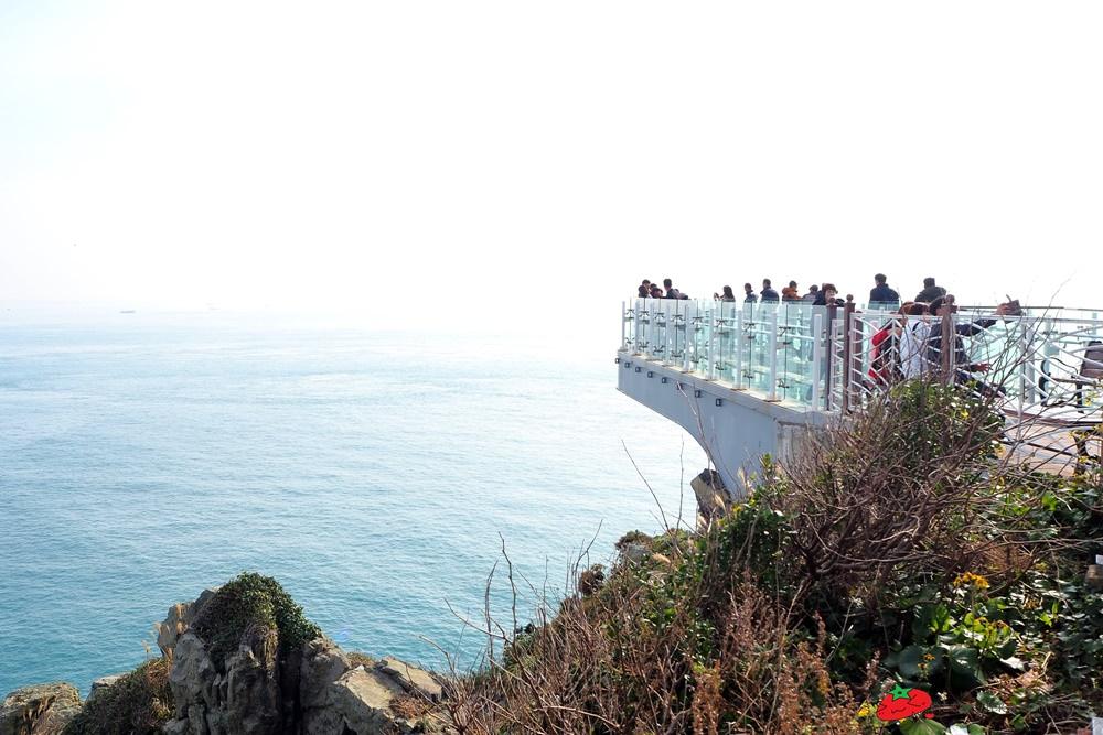 釜山|五六島天空步道.跟著韓國綜藝一起探訪釜山景點
