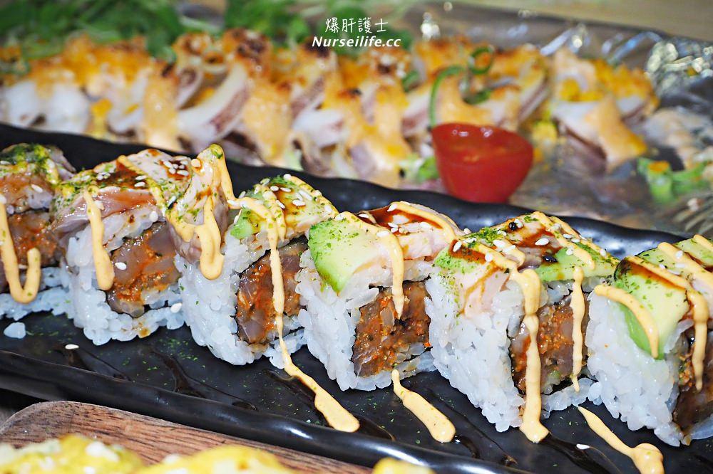 CA rolls' 新美日式料理 壽司party!今天就用美國來的加州卷來開趴聚餐吧!
