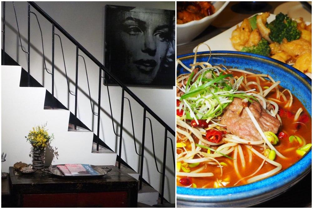 Lili Art & Kitchen|天母藏身在藝廊內的川菜餐酒館