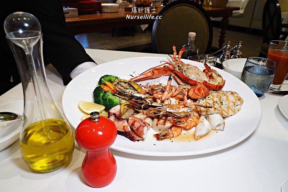 澳門碧濤意國漁鄉.義大利烤海鮮與松露盛宴超美味