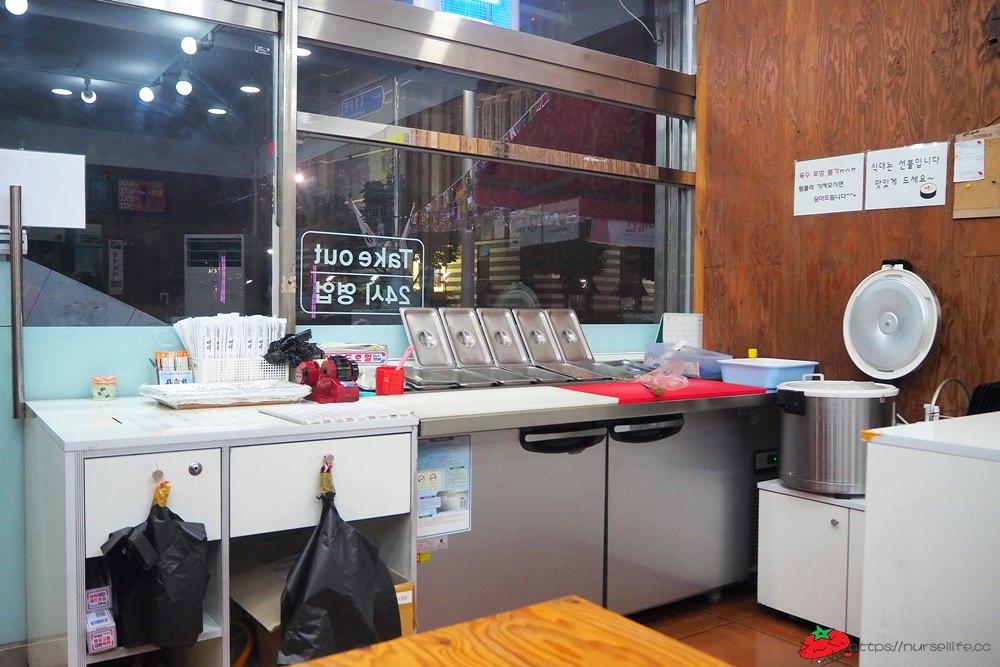 大邱|오마이김밥24 .地鐵站旁24小時營業的紫菜飯卷韓食店 - nurseilife.cc