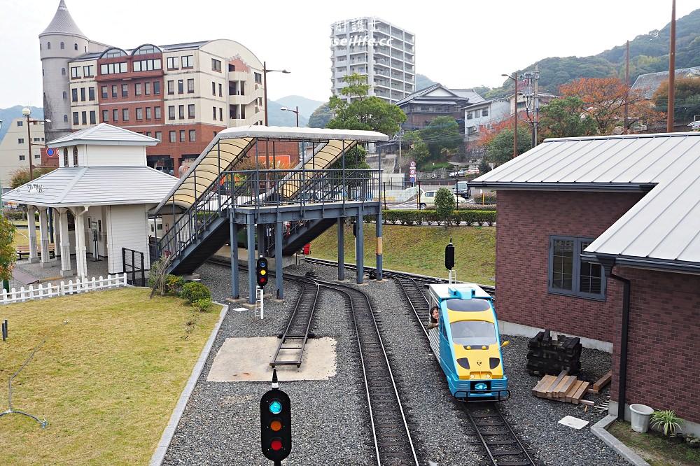 九州鐵道紀念館.可以駕駛由布院之森耶!