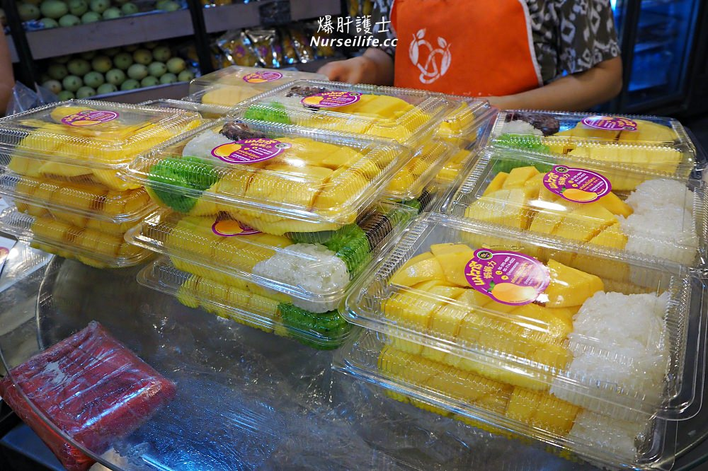 曼谷BTS Thonglor 通羅站 Mae Varee 芒果糯米飯.曼谷第一名的芒果專賣店 - nurseilife.cc